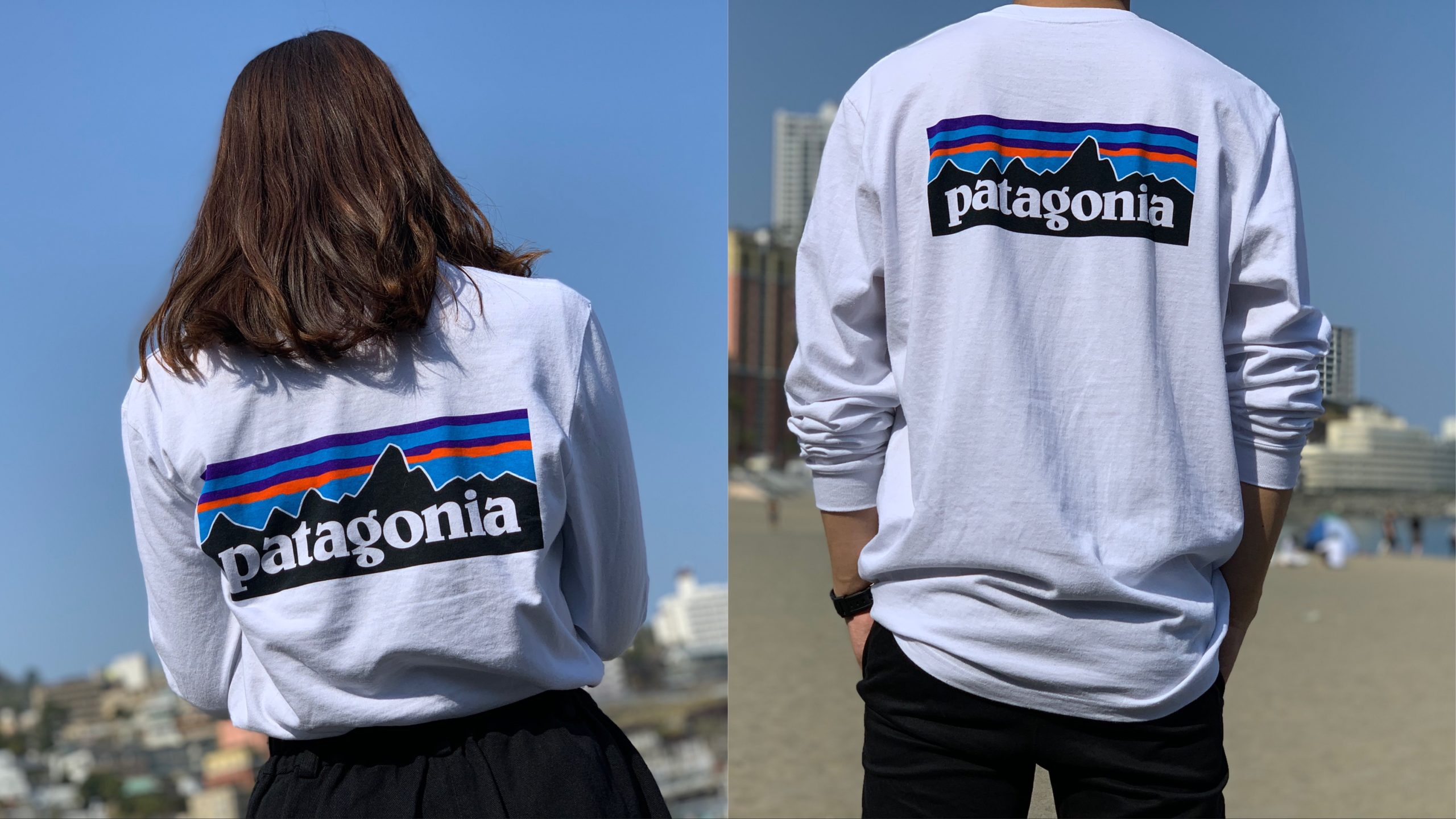 パタゴニア t シャツ サイズ 感